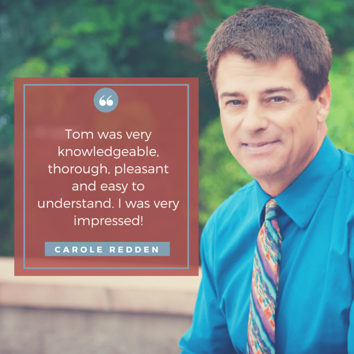 Tom Willim, Physician Assistant, Review and testimonial