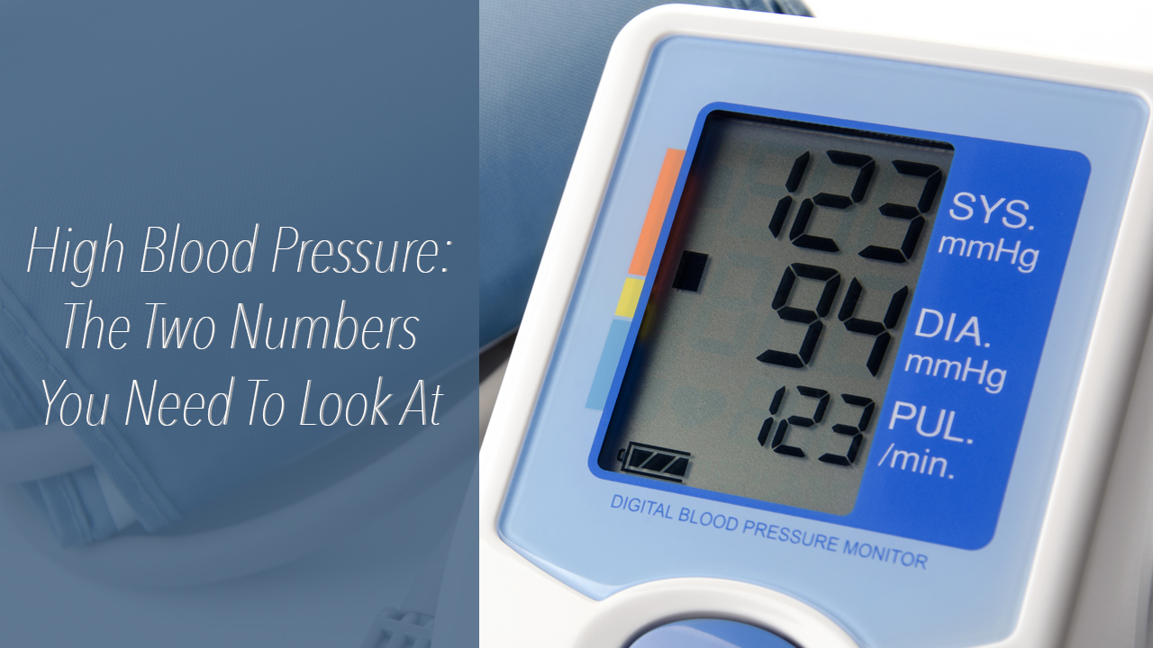 how to know your blood pressure is high